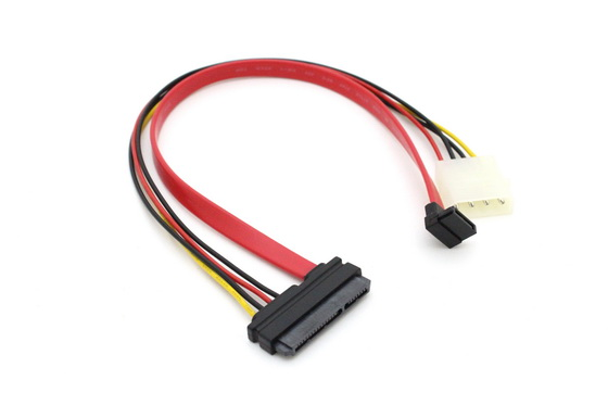 SATA 22pin Combo Cable