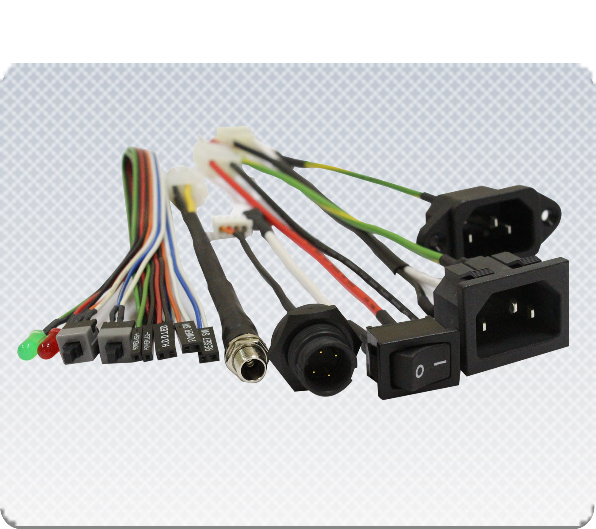 GranPro products-Wire Harnesses